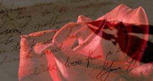Liebesgeständnis