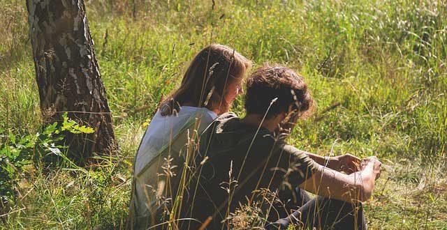 Liebesgeständnis - Der richtige Moment